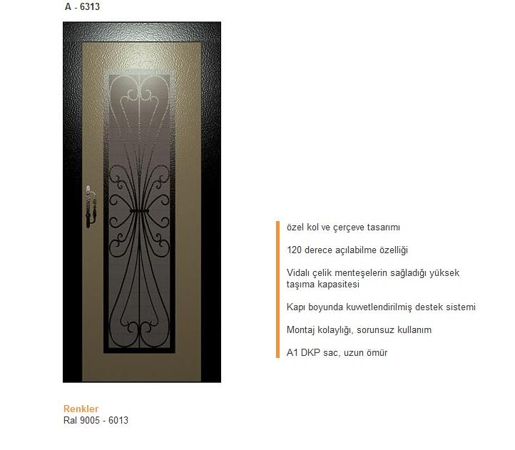 Yarı Otomatik Kapılar