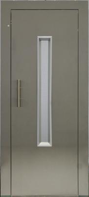 Paslanmaz Yarı Otomatik Kapılar