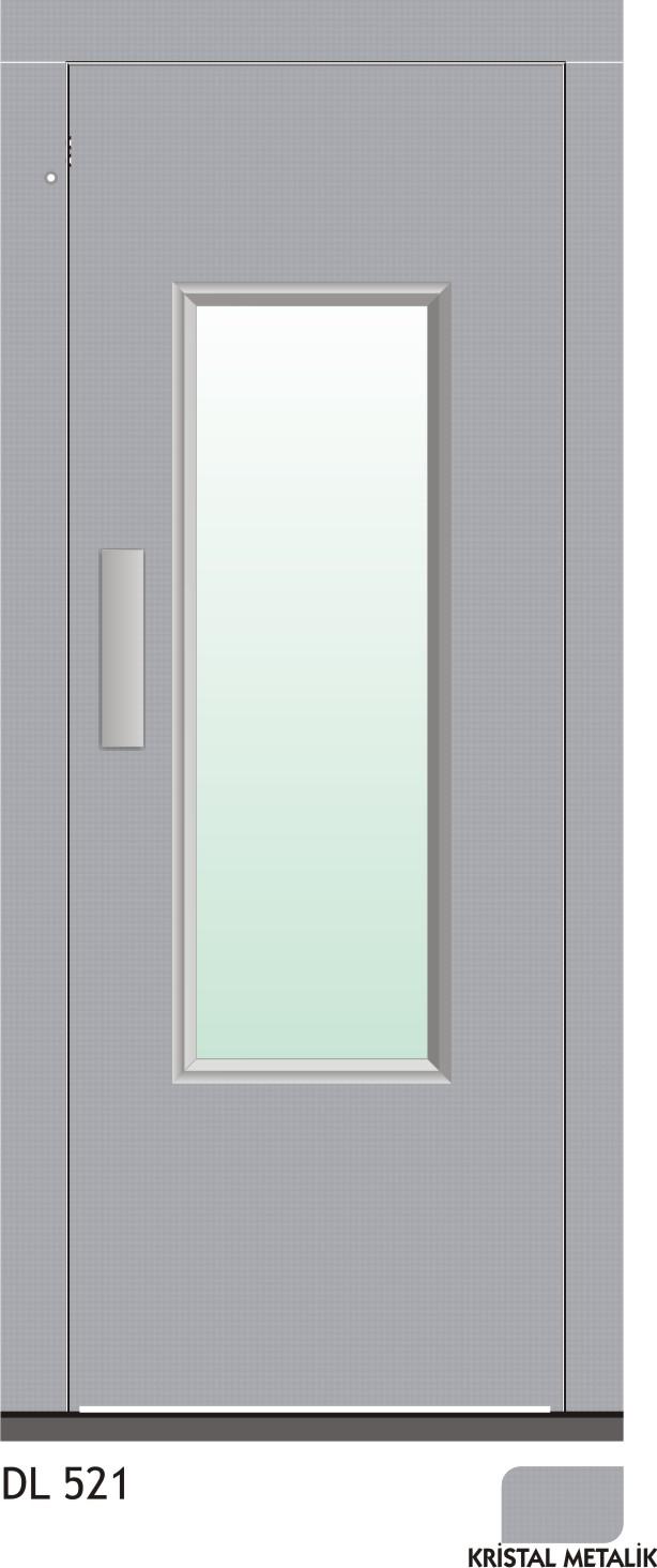 Yarı Otomatik  Yeni Nesil Kapılar